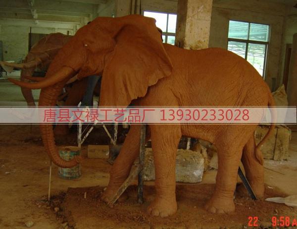 动物铜雕_铜大象_铜大象铜雕厂家