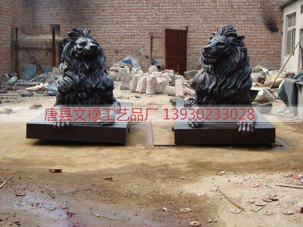 铜雕狮子 (102)