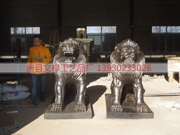 铜雕狮子 (108)