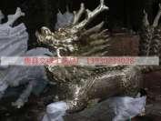 铜雕麒麟 (31)